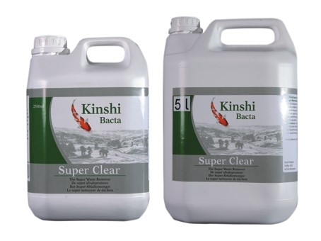 Kinshi  Bacta Super Clear 5L